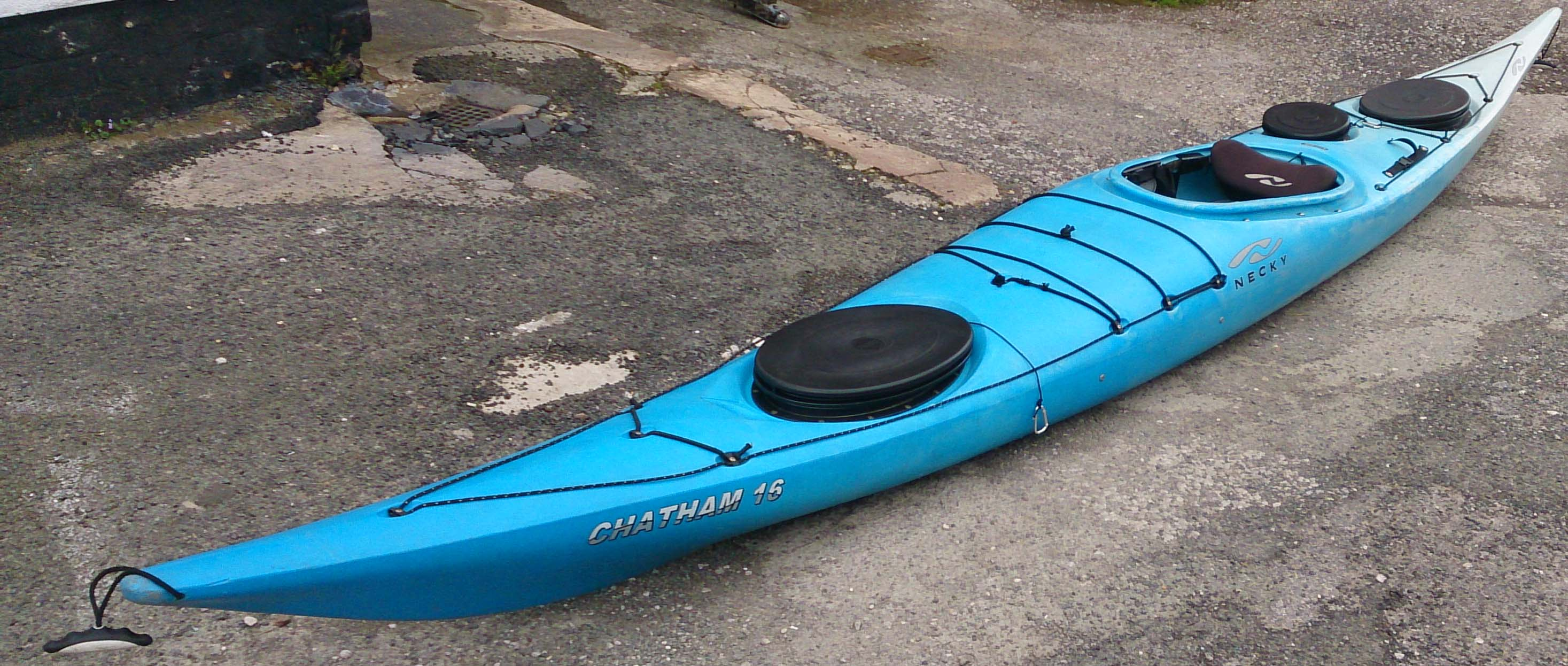 For Sale Necky Chatham 16 Polymer Sea Kayak